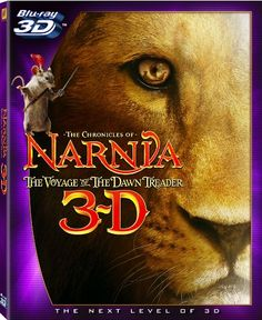 nice The Chronicles of Narnia: The Voyage of the Dawn Treader [Blu-ray 3D]