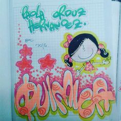 #marcamostuscuadernos - rania_detalles My Notebook, Snoopy, Lettering, K2, Social, Drawings, Notebooks, Character, Ideas