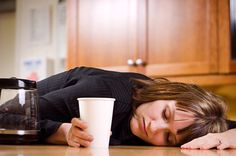 10 confessions of a sleep-deprived mom. I've done half of these! #humor