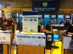 El catálogo 'Canarias en corto 2013-2014' está presente toda la semana en el mercado de Clermont-Ferrand, la cita internacional más importante para el sector del cortometraje.