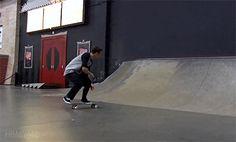 Kickflip nose tail bsflip