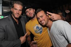 Brody Jenner Partying at FLUXX San Diego