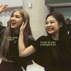 Memes Pinoy, Filipino Memes, Filipino Funny, Blackpink Memes, Stupid Memes, Hugot Lines Tagalog Funny, Tagalog Quotes Funny, Qoutes, Blackpink Funny