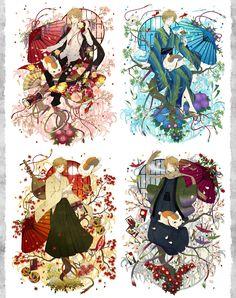 Natsume Yuujinchou (Natsume's Book Of Friends ) - Yuki Midorikawa - Image - Zerochan Anime Image Board Manga Art, Manga Anime, Anime Art, All Anime, Anime Guys, Kawaii Anime, Natsume Takashi, Hotarubi No Mori, Natsume Yuujinchou