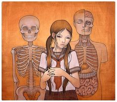 Audrey Kawasaki         Audrey Kawasaki é uma pintora e ilustradora nipo-americana com sede em Los Angeles conhecida por seu...