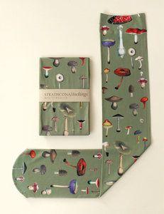 Image of Magic Mushroom Socks