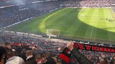 Travel Cinemagraph Series: Rotterdam, Part II - (at the football derby) - Active Backpacker