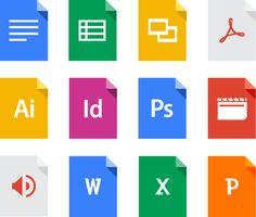 Google has so many templates for everything you need: budgets, resumes, cover letters, etc...