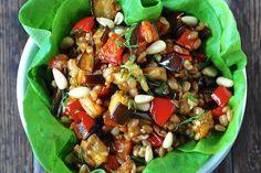 tunisian spiced wheat berry salad recipe on Food52