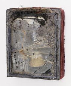 "Bruce Conner ~ ""Bell Box"" (1959) assemblage via ArtStack"