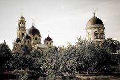 Kitansky Monastery, Moldova/Transnistria