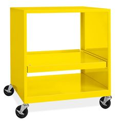 Miko Printer Cart - Office Organization - Office - Room & Board