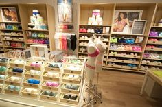 What goes under your AEO? Aerie, of course! With our new easy to shop, customer focused, and freshly designed store, you'll find it has never been easier to shop for intimates. We sat down wi…
