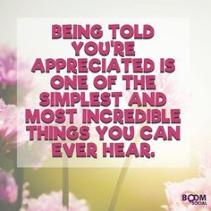 APPRECIATION! via @KimGarst  I challenge you to text two people right now and tell them how much you appreciate them!  http://ift.tt/1H6hyQe  Facebook/smpsocialmediamarketing  @smpsocialmedia