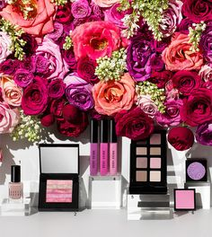 Maquiagem Bobbi Brown Lilac Rose Collection.