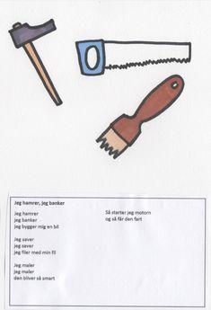 Sangbog for børn - en lille illustreret sangbog til de mindste Singing, Scrapbooking, Kids, Painters, Bra, Young Children, Boys, Children, Scrapbook