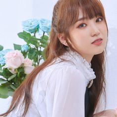 First Mini Album [ ] ♡ Kpop Girl Groups, Kpop Girls, Yuri, Survival, Pre Debut, Japanese Girl Group, Artist Profile, Girl Bands, Female Singers