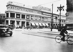 Capitol-Lichtspiele am Zoo um 1930 (heute befindet sich dort das sog. Bikinihaus)