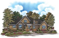 ePlans European House Plan –2430 Square Feet and 4 Bedrooms from ePlans – House Plan Code HWEPL75917