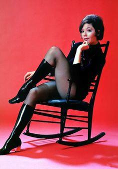 Linda Thorson as Tara King in 'The Avengers' 1968