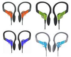 Наушники 3,5 /earhook ,  earpod iphone Samsung Mp3/4 HS33