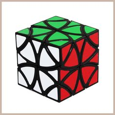 Hot Selling Curvy Copter Cube Butterfly Magic Cube Sticker Speed Twist Square Cubo Magico Puzzle Educational Toys for Kids -45