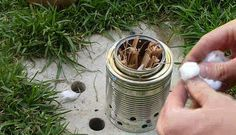 Build an Ultra-Efficient DIY Wood Stove for Backpacking Good.