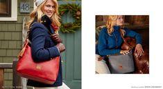 Winter 2015 - Newbury Leather Sloan | Newbury Leather Dixon Crossbody