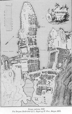 Bergen, 1824