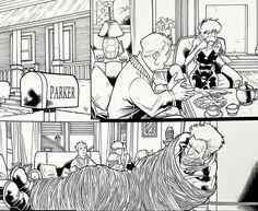 WEB WARRIORS. Pencils: David Baldeon, Inks: Walden Wong Sub me on www.youtube.com/WaldenWongArt . #marvel #marvelcomics #anime #manga #sketch #inker #comics #spiderman #spiderverse #illustration #arts #artwork #micron #spiderham #comics #artworks #MCU #artwork #art #artist #draw #drawing #illustrate #arte #inking #inks #spidergwen #picoftheday #spiderham #doodleart #drawingoftheday #drawdrawdraw