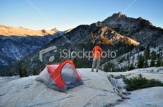 Freedom of the Outdoors Royalty Free Stock Photo
