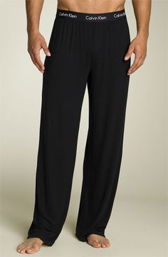 Calvin Klein Lounge Pants - looks very comfy. Definitely a must have in my wardrobe, I love to be comfortable at home :)