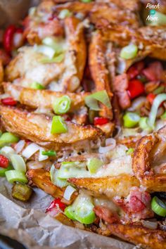 Syn free dirty fries slimming slimming world Air Fryer Recipes Slimming World, Slimming World Dinners, Slimming World Diet, Slimming Recipes, Slimming Eats, Slimming Word, Healthy Chicken Recipes, Healthy Foods To Eat, Healthy Eating