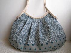 NEW Japanese fabric bag  Granny Bag Large  by 520HandmadeCreations, $45.00