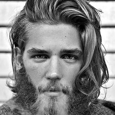 How To Grow Your Hair Out U2013 Long Hair For Men | Pinterest | Long Hairstyle,  Haircuts And Hair Type