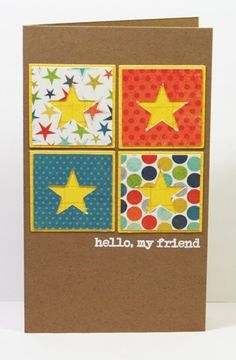 great idea using scraps by janis