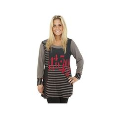 One O One Paris: Chocolate Craving Sweater Tunic, only on wildcurves.com!