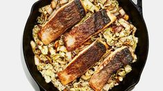 This Crispy-Skin Salmon Method Never Fails and Makes Me Feel Fancy AF | Bon Appetit