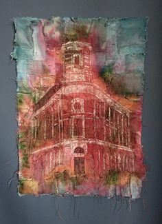 www.ruthnorbury.com Art Base, Textile Art, Artist, Painting, Design, Artists, Painting Art, Paintings