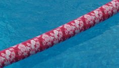 Pool Noodle Cover-Pink Hibiscus – Nicki Noodles