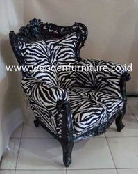 1000 images about furniture on pinterest patchwork for Animal print chaise longue