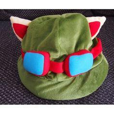 Teemo Şapkası League of Legends Teemo Hat LOL 24,00 TL 2, 67 TL  x 9 taksit