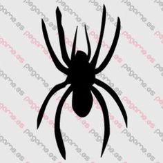 Pegame.es Online Decals Shop  #animal #spider #insect #vinyl #sticker #pegatina #vinilo #stencil #decal
