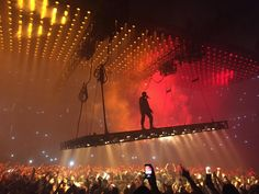 Favorite photo from the Columbus show 9/25 : Kanye