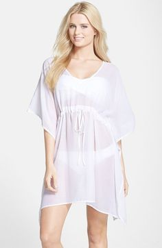 Steve Madden 'Butterfly' Cover-Up available at #Nordstrom