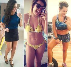 """5 kg mais magra, Fê Souza ensina """"detox express"""" que enxuga TUDO e mais um pouco - Bolsa de Mulher"""