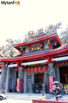 Things to do in Taipei, Taiwan - Temple