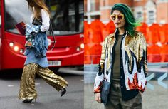 Londres-Fashion-Week-Street-Style-Paillettes-Collage