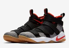 6884e3bc225e LeBron Soldier 11 Safari 897646-006 Available Now  thatdope  sneakers   luxury  dope  fashion  trending