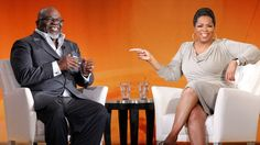 Bishop T.D. Jakes was INCREDIBLE on the show. Do catch this one!